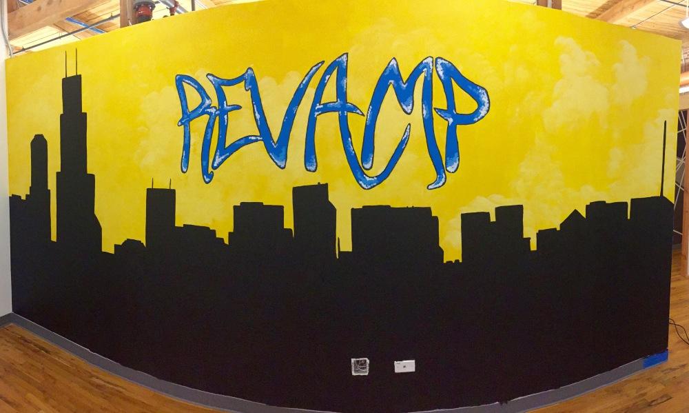 ReVamp Mural